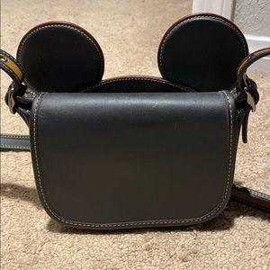 Mickey coach purse